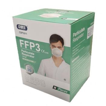 G&W Feinstaubmaske FFP3 NR mit Ventil