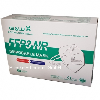 G&W Feinstaubmaske FFP3 NR